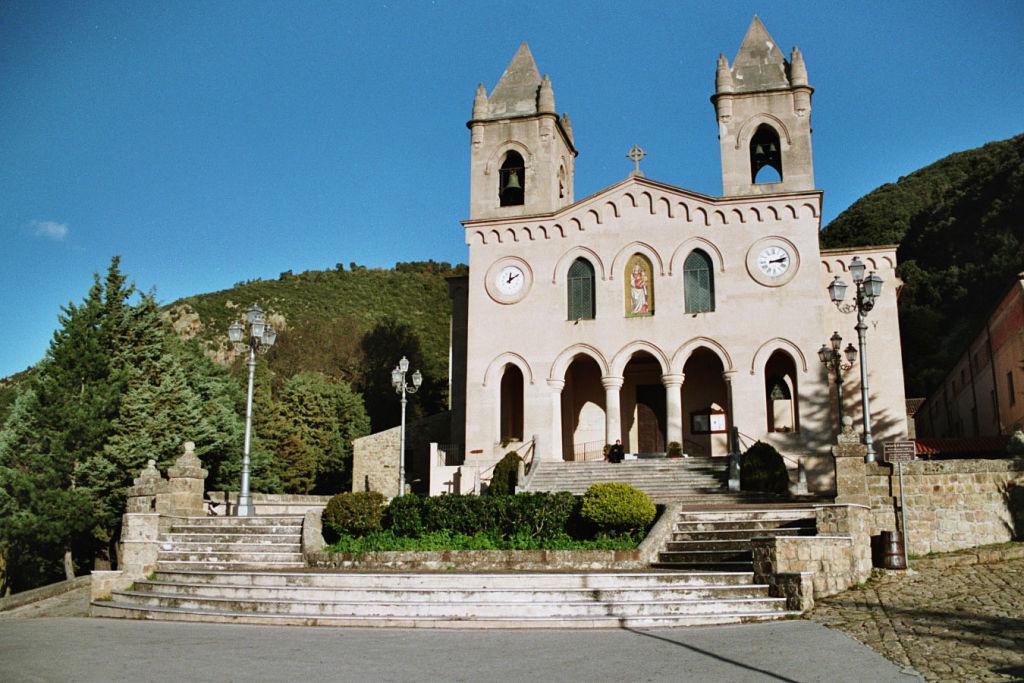 Gibilmanna-Santuario