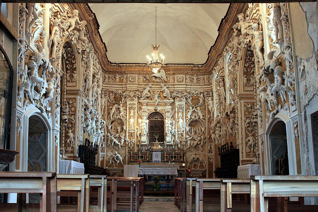 La Cappella Palatina Castelbuono