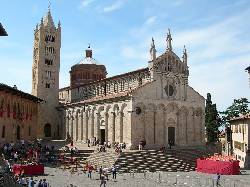 1. Cattedrale Massa Marittima