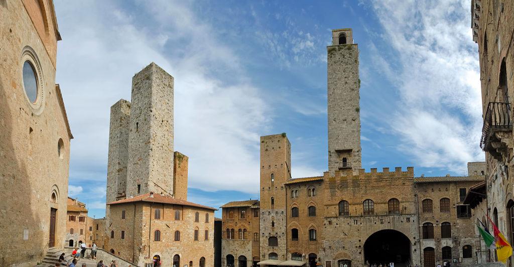 2. San Gimignano - Le sue Torri