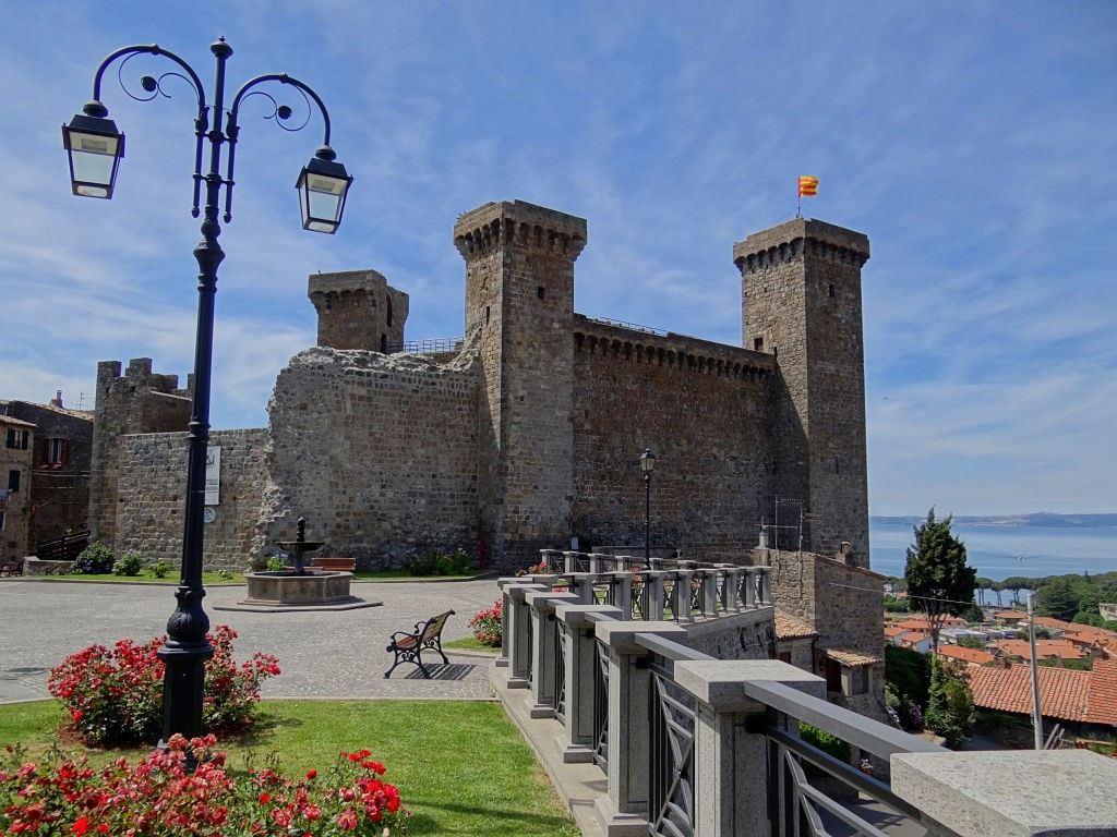 Bolsena-Castello-