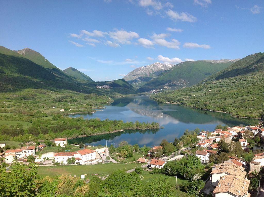 Lago di Barrea my
