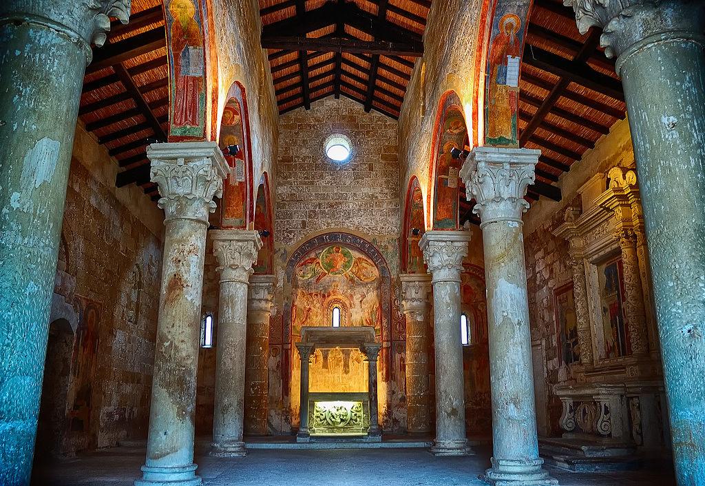 Santa Maria di Cerrate Abbey