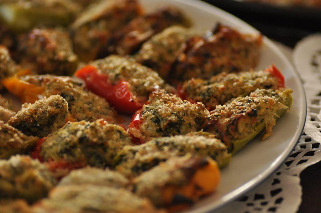 verdure-ripiene-alla-ligure foto genova,erasuperba