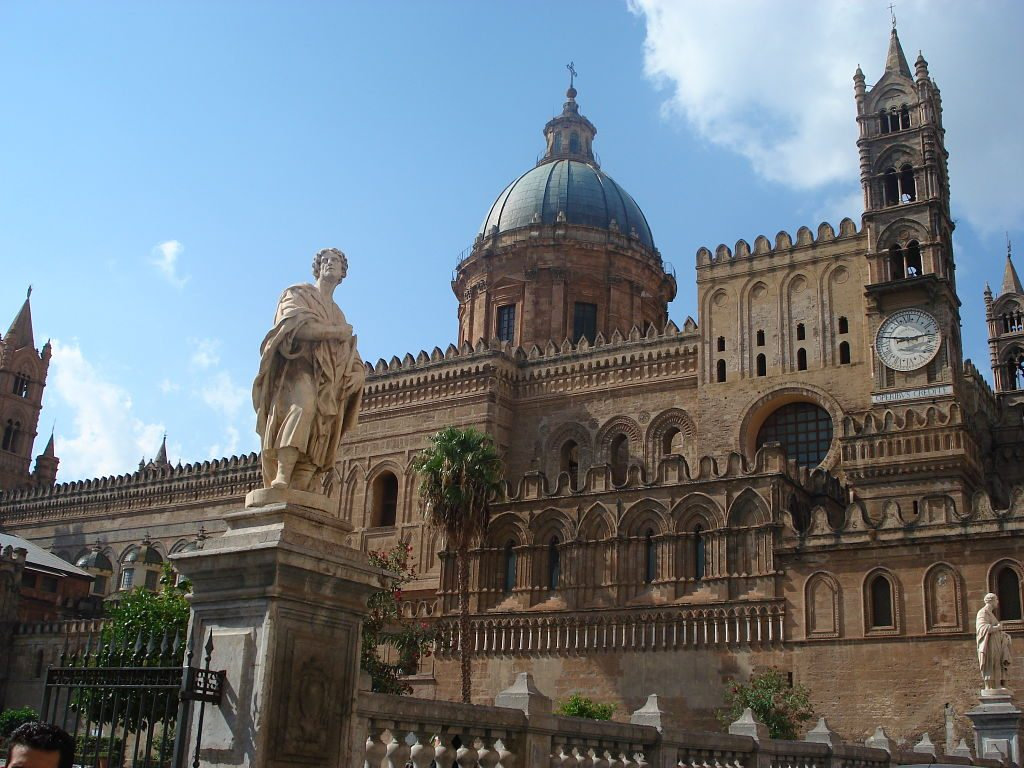 0482_-_Palermo_-_Cattedrale_-_Foto_Giovanni_Dall'Orto_28-Sept-2006_opt
