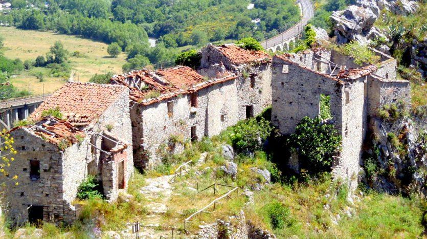 Borgo Medievale S.Severino di Centola, Salerno