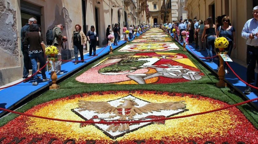 Flower Festival photo gazzettinodelsudest