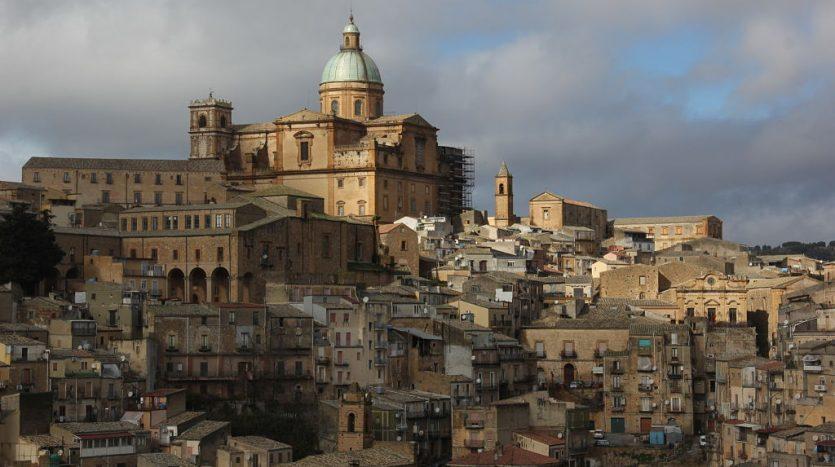 Piazza Armerina, Sicily, Italy