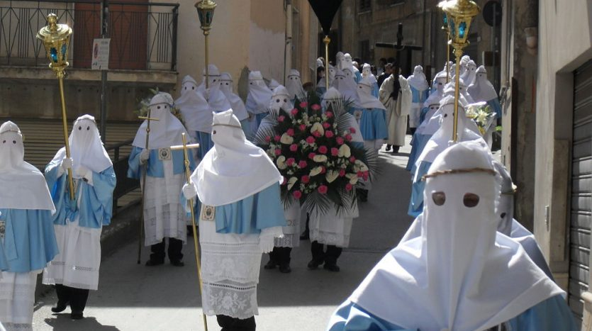 Holy Week Enna