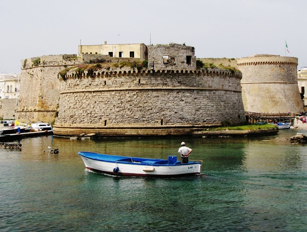 Gallipoli_-_Castello_Aragonese_opt
