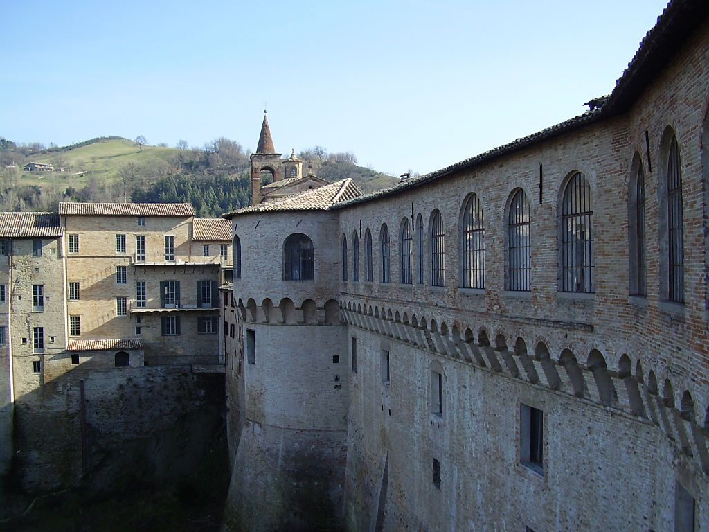 Palazzo Ducale Urbania