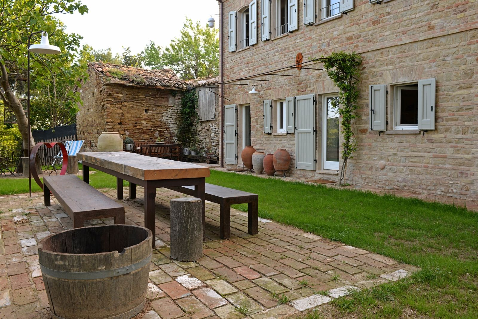castello di granarola country house apartments in gradara in marche